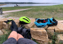 bontrager velocis and wavecel road bike helmets review with actual weights