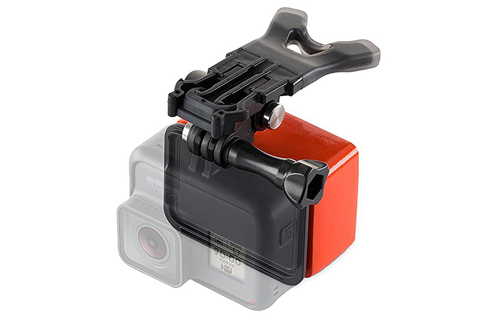 gopro bite mount is the best action cam mount for smooth footage