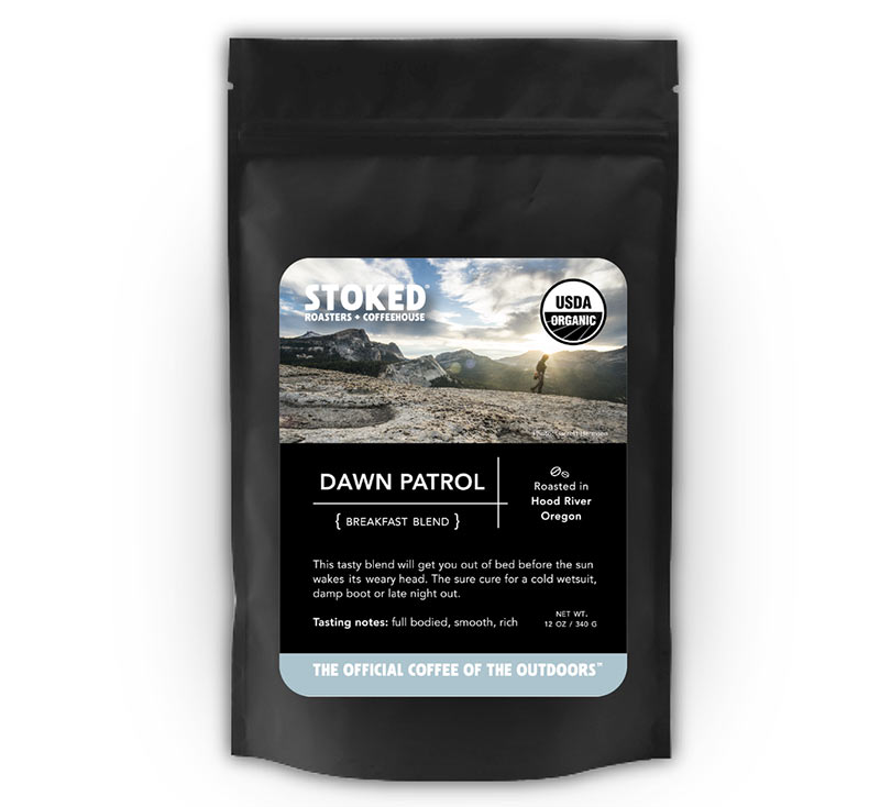 the best light roast coffee is stoked roasters dawn patrol whole bean coffee