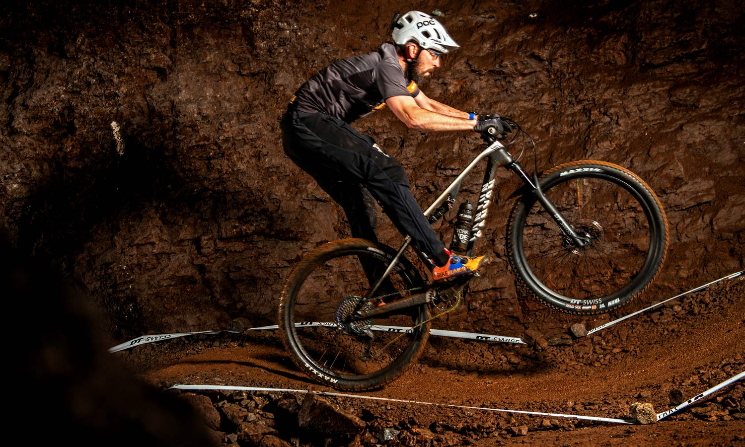 2020 Canyon Lux CF SLX 9 DT Swiss 232 Race Limited edition, special Olympic race edition carbon full suspension XC mountain bike