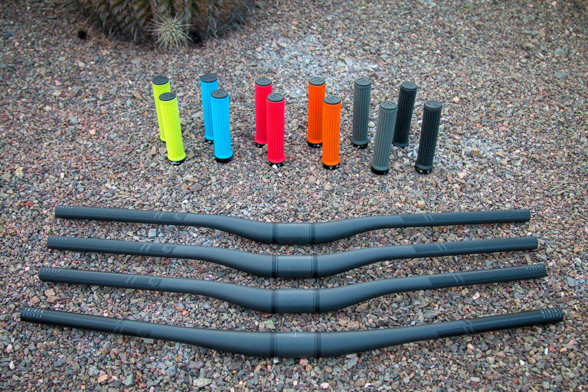 All new Pivot Phoenix Factory Lock-On grips are worthy of all bikes - not just Pivots
