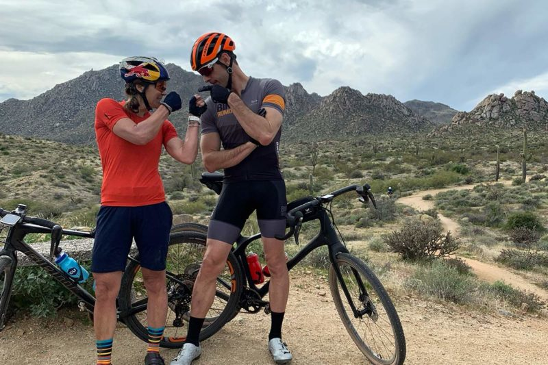 interview with rebecca rusch about gravel bike racing
