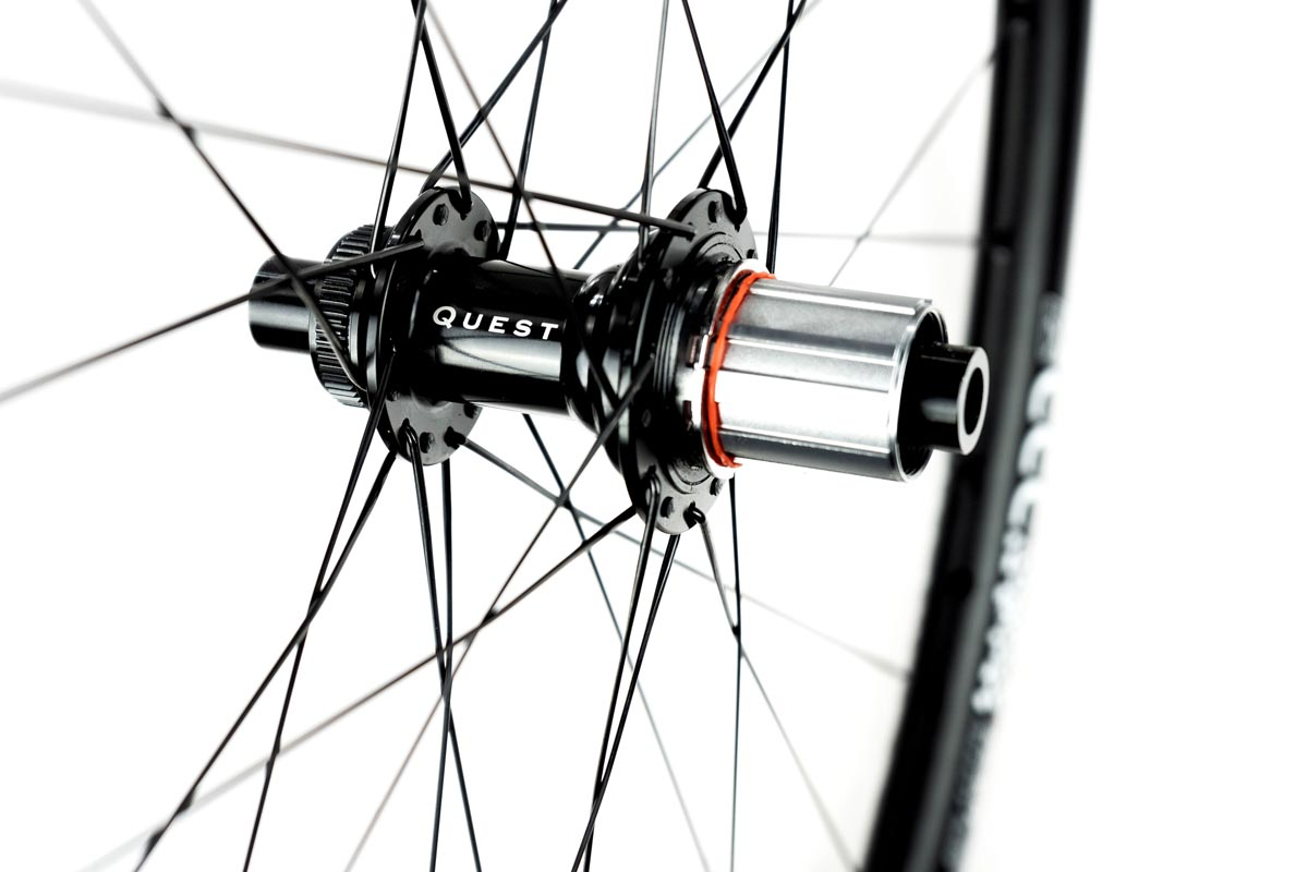 Boyd Cycling CCC gravel wheels will lead you on adventures without bleeding you dry