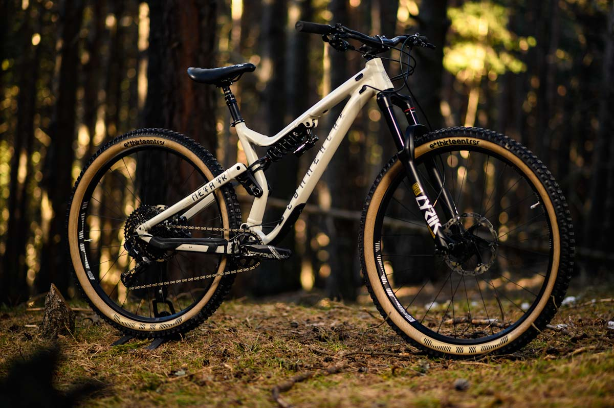 The 2020 Commencal Meta TR SX is a versatile trail bike built for all kinds of fun - Bikerumor