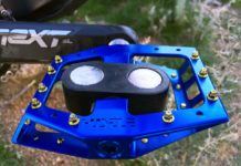 hustle bike labs magnetic pedals for mountain bikers