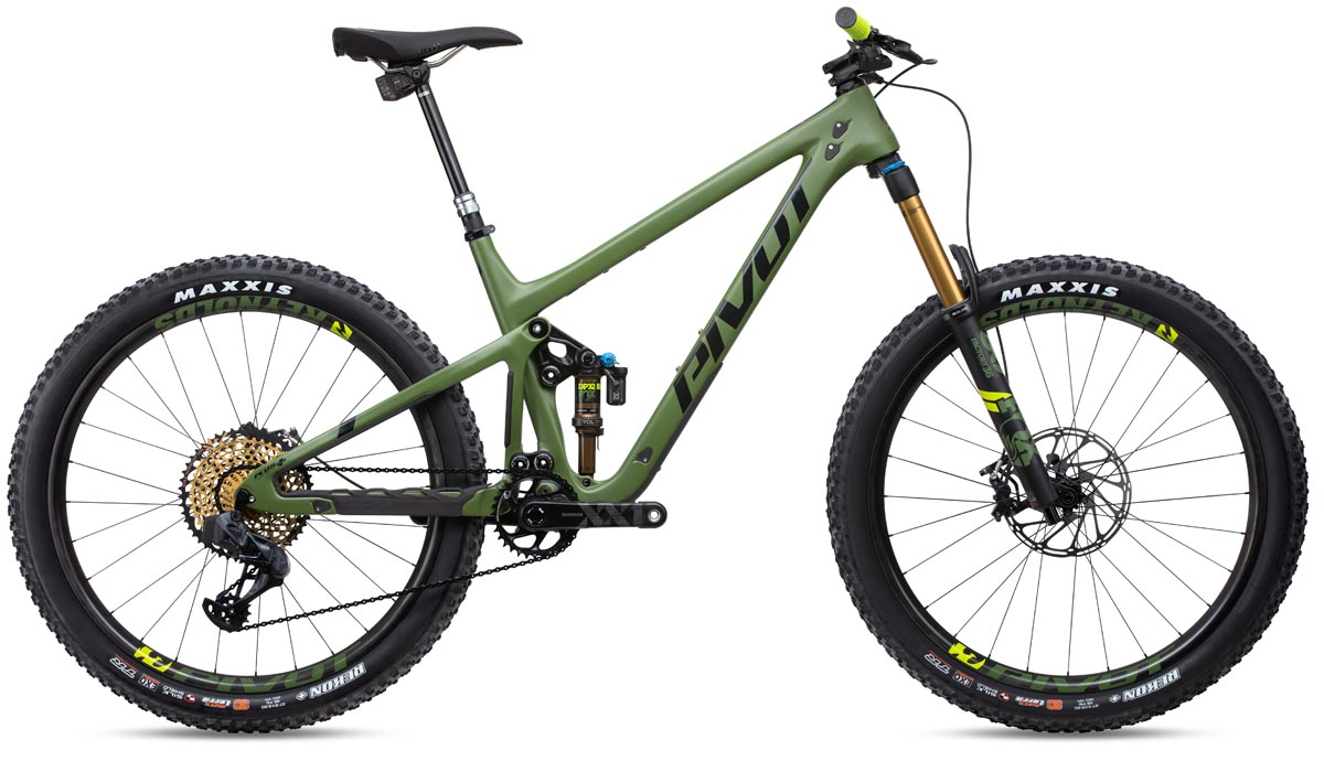 2020 Pivot Switchblade complete model & pricing overview + new HQ sneak peek!