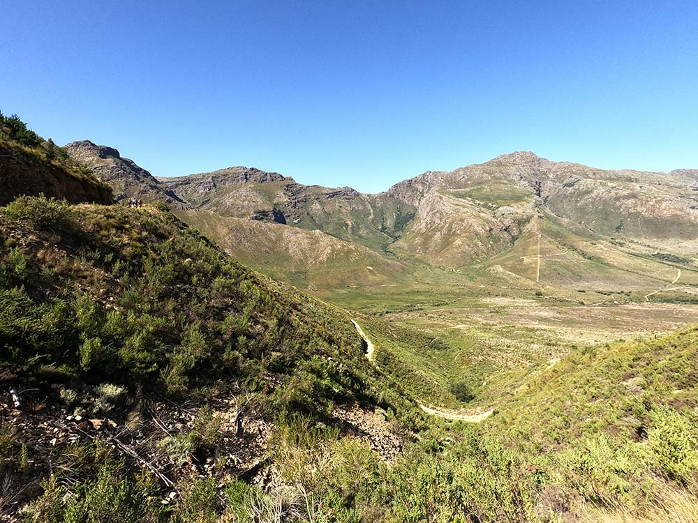 where to ride mountain bikes in stellenbosch cape town south africa