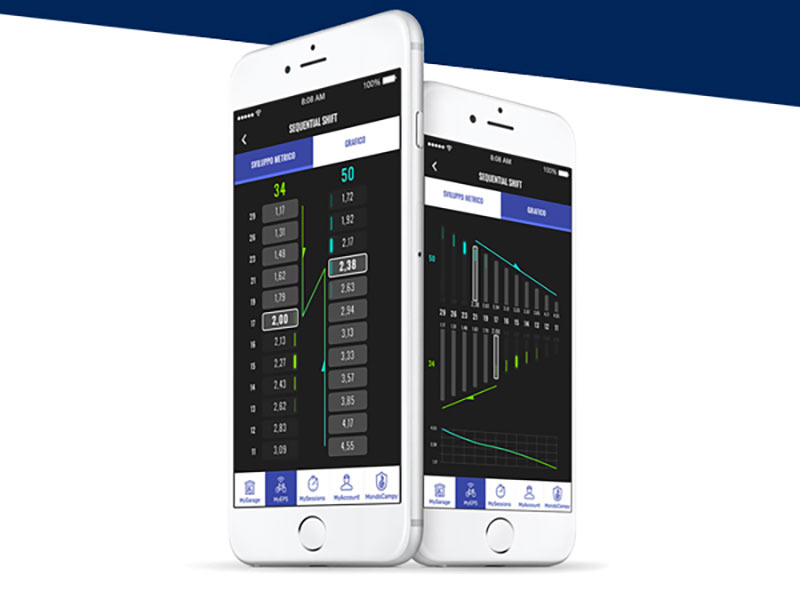 campagnolo MyCampy iOS and android app for controlling your EPS electronic drivetrain shifting