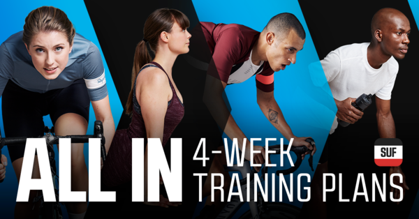 New to Wahoo's Sufferfest? Train at home for free for the next month +