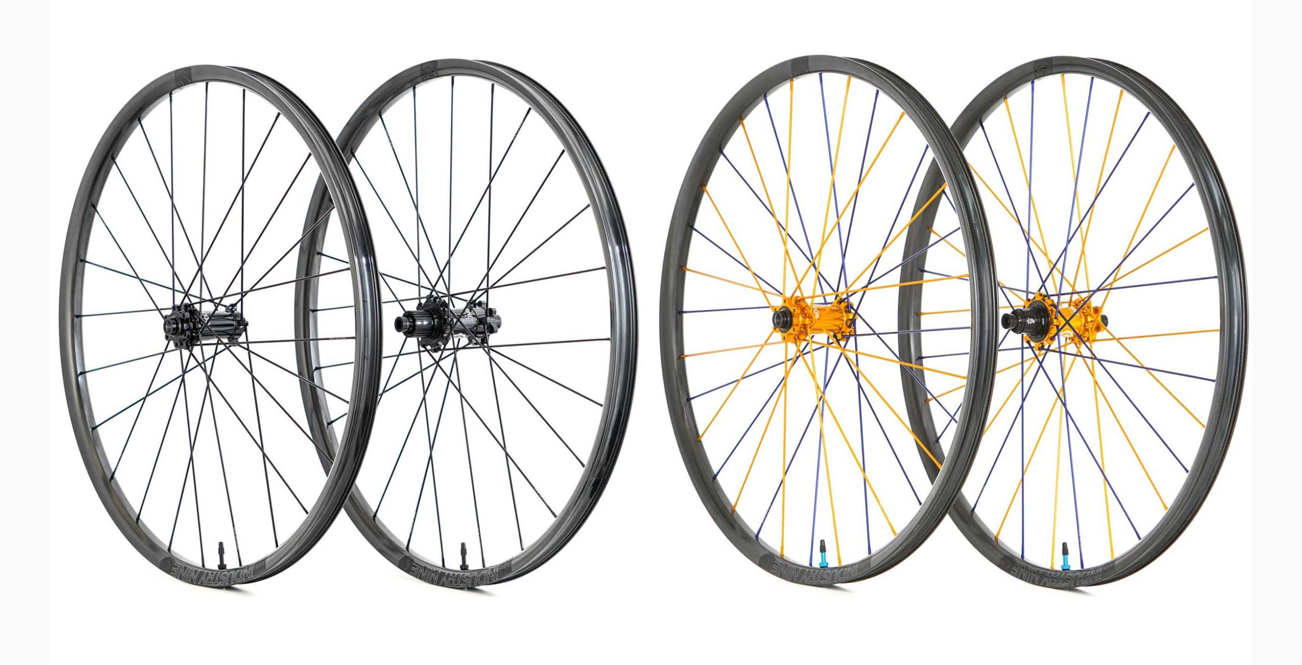 Industry Nine reshapes carbon MTB line w/ new rims from We Are One Composites