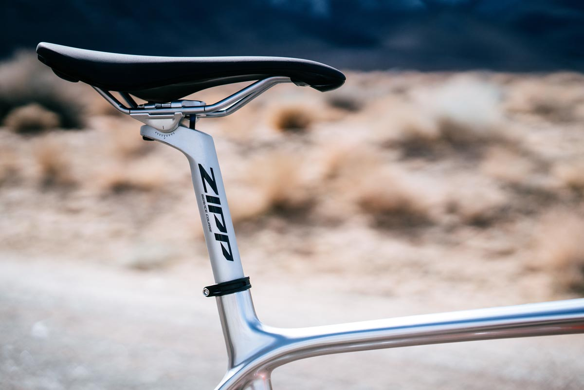 Zipp brightens up the Service Course with new silver color option for components