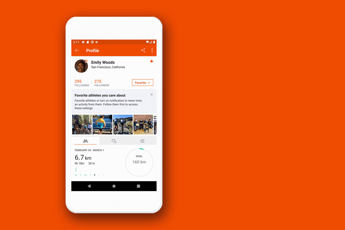 how to customize your strava activity feed to see the athletes you want