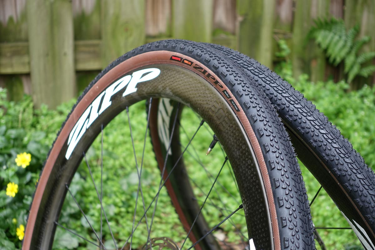 Zipp Tangente Course G40 tubeless gravel tire aims for new off-road adventures