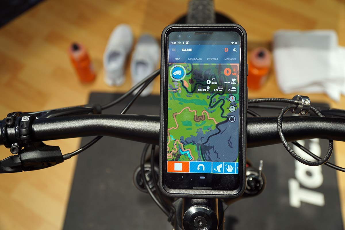 what are the alternative indoor training apps besides zwift