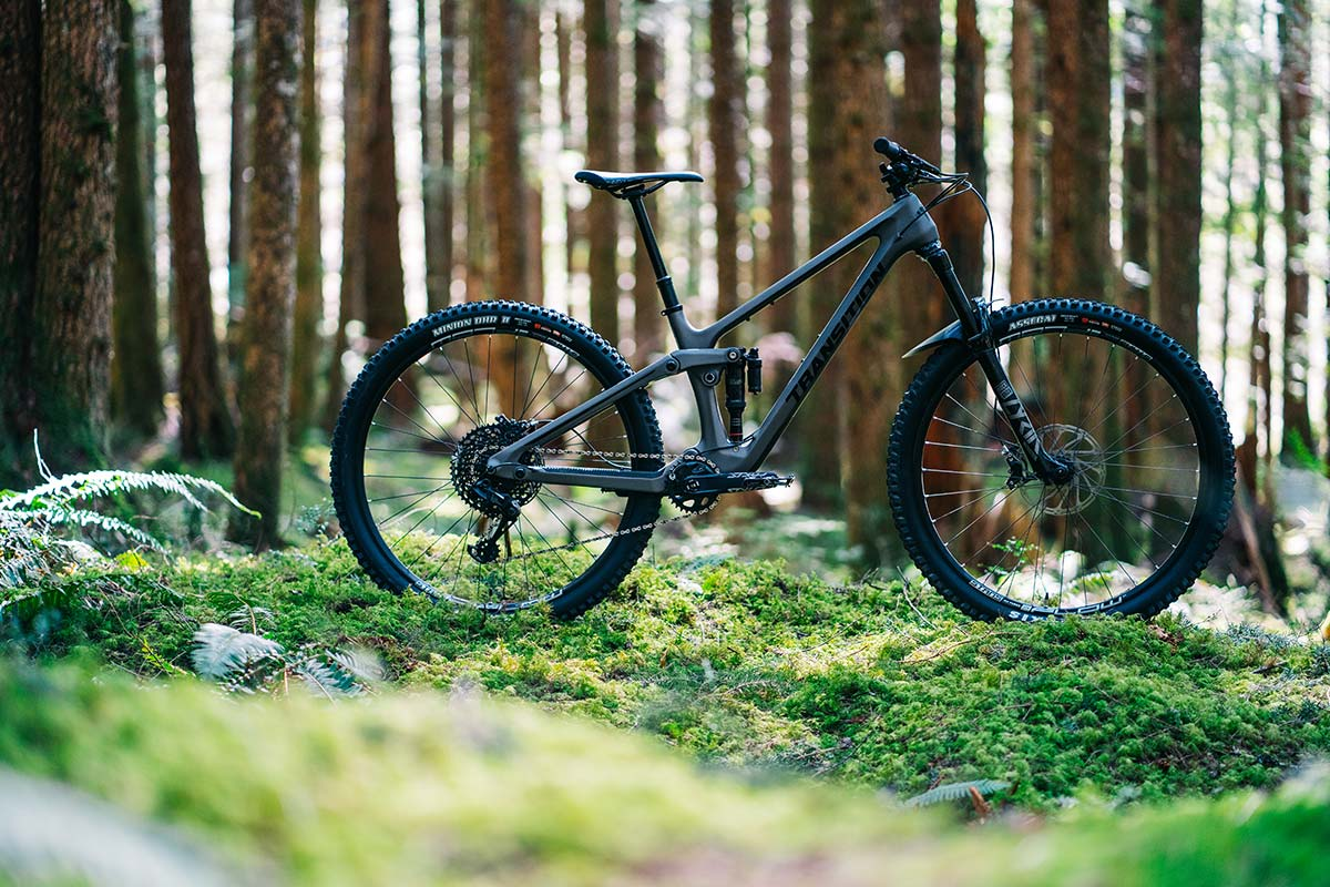 Best Mountain Bikes 2021 2021 Transition Sentinel 29er trail bike gets 150mm out back w