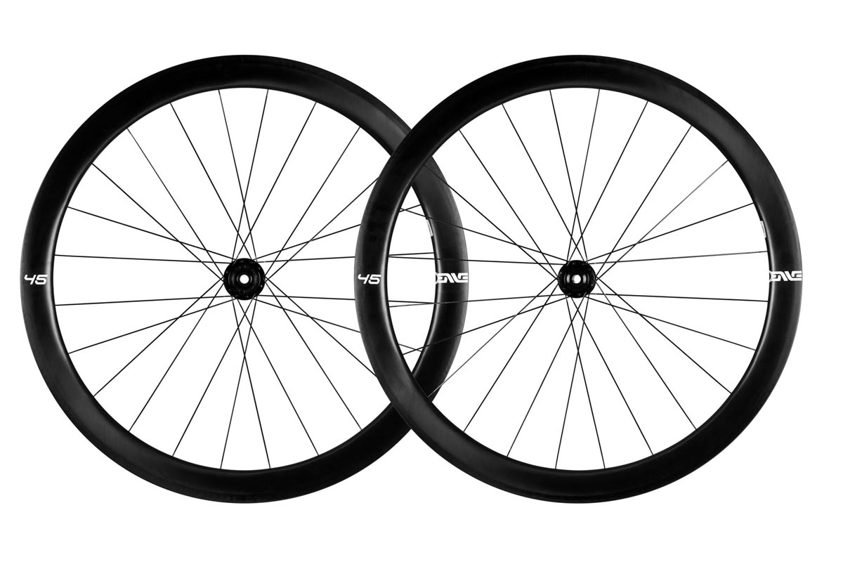 ENVE Foundation Collection also gets aero treatment with new 45 & 65 carbon road wheels