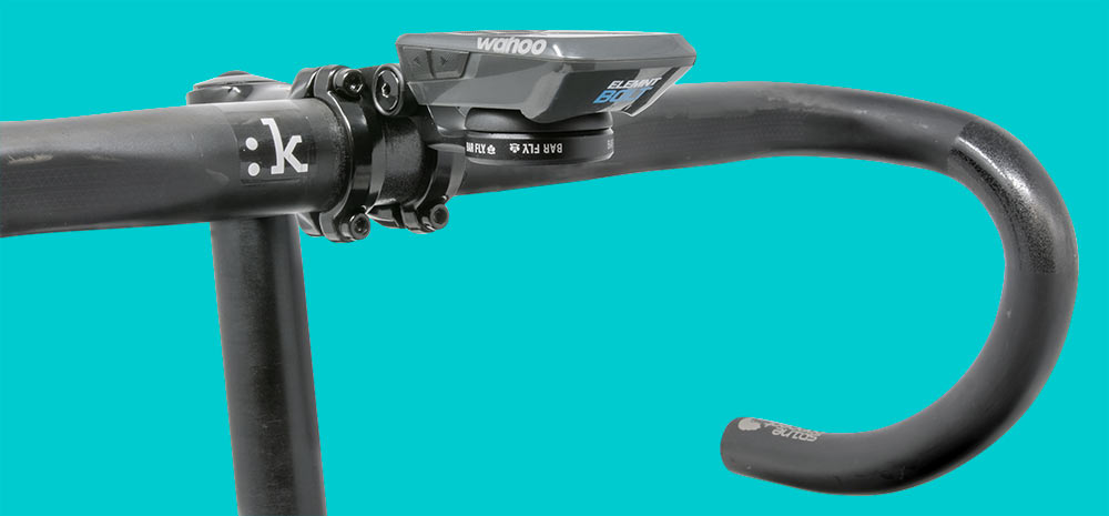 barfly flipper computer mount for wahoo and garmin cycling computers