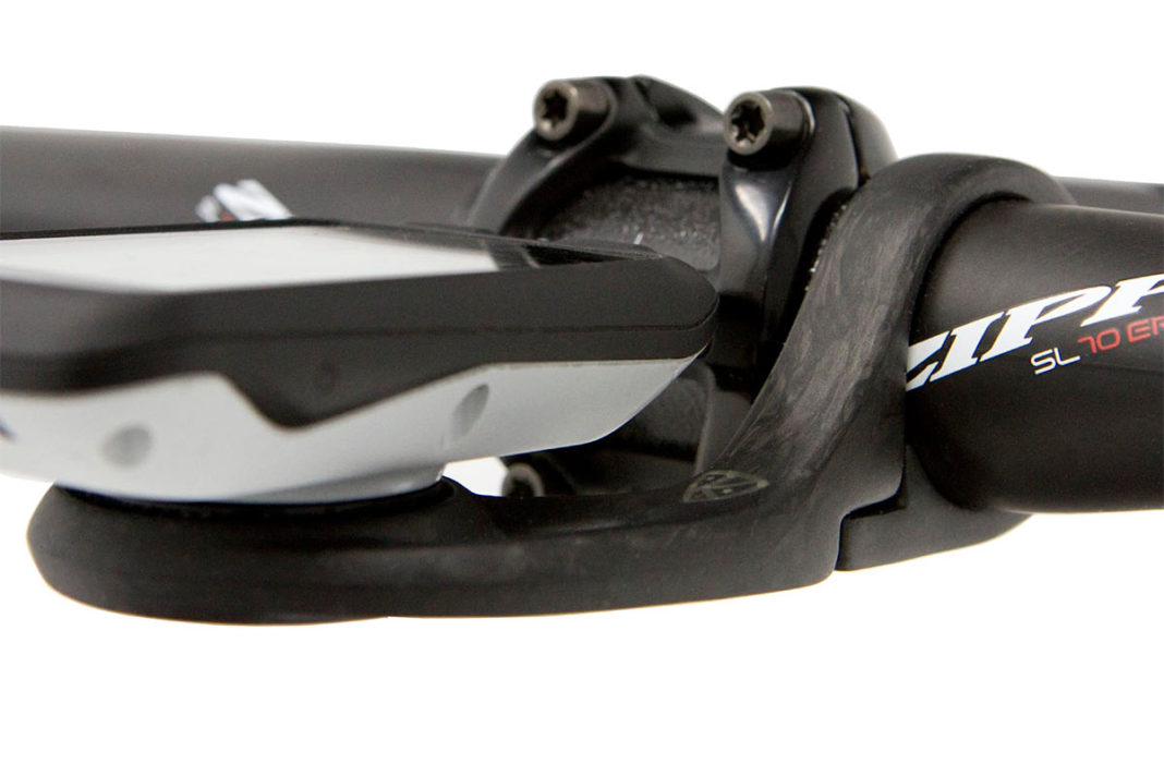 kx3 carbon fiber cycling computer mount from kristin armstrong