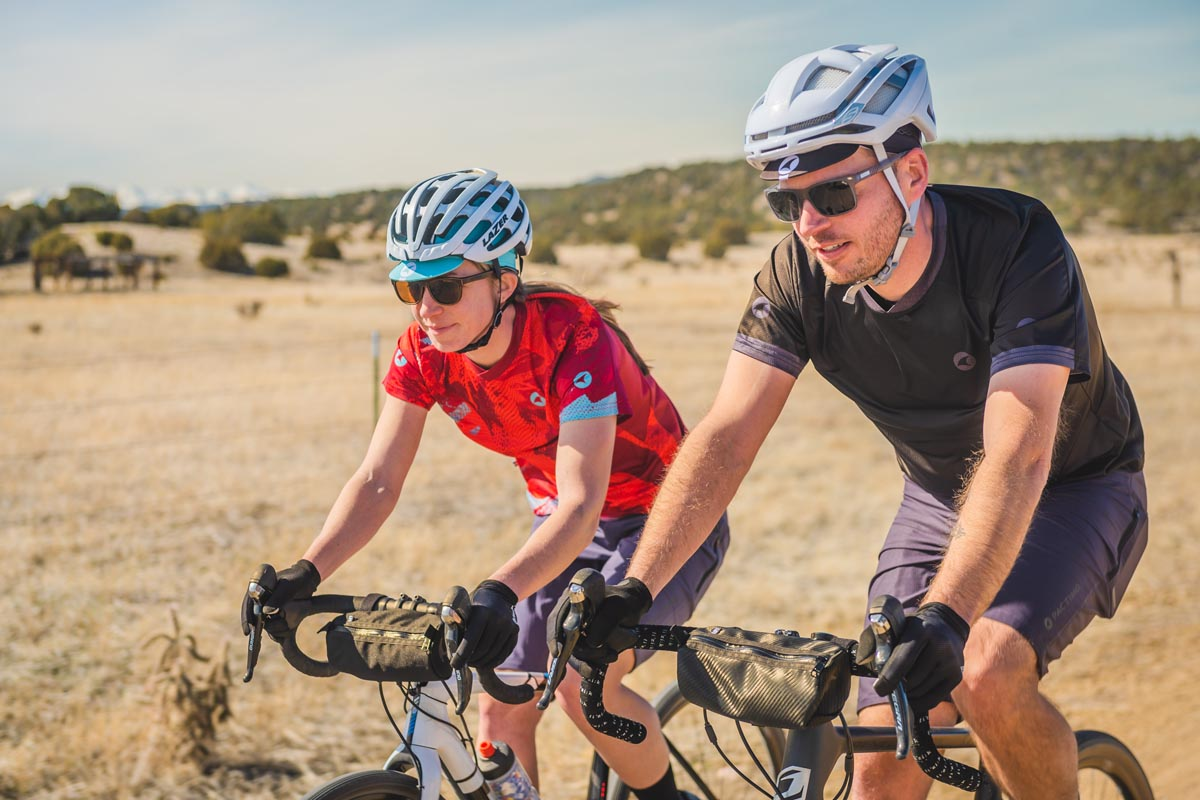 Pactimo Tellus collection offers gravel focused gear, plus all new Ascent road bike jersey