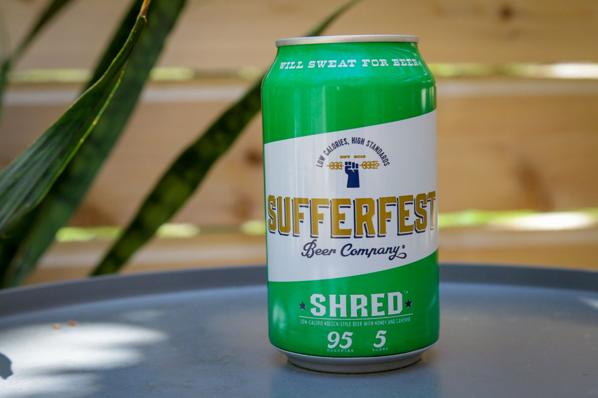 Sufferfest Beer Company's new Shred & Gut Check give new meaning to 'sport beer'