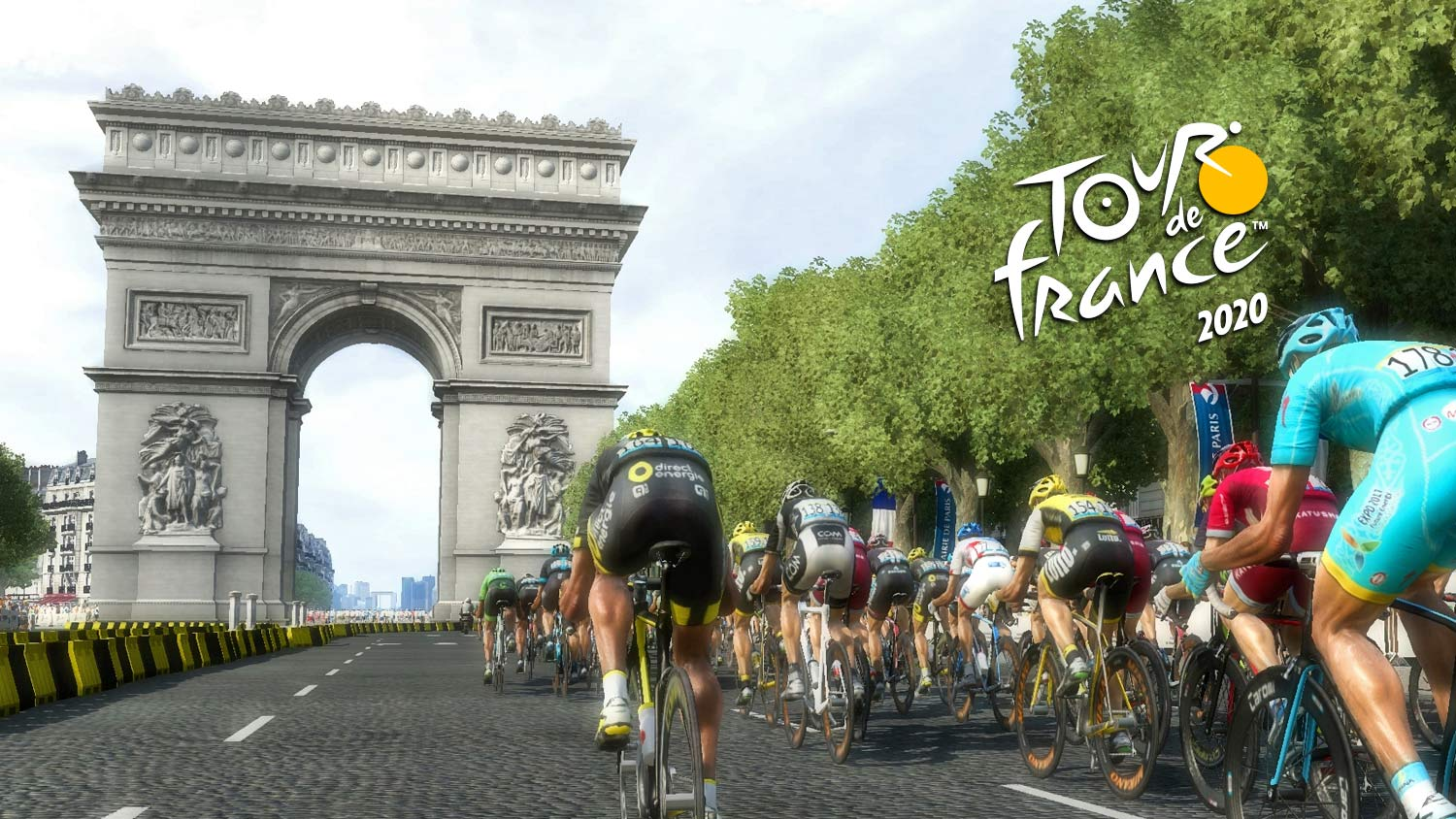 Race the Tour de France 2020 this summer from home, on your gaming ...
