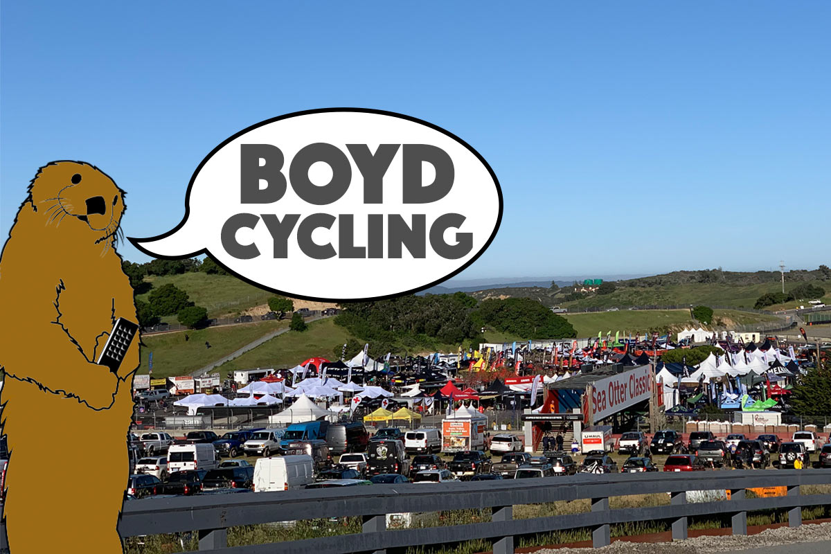 boyd cycling founder explains their new trailblazer and ccc carbon and alloy gravel road bike wheels