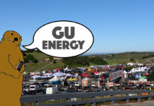 new cola flavor energy gel and salted lime chews from GU Energy