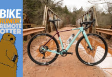 otso cycles explains how to use their adjustable rear dropout to change the chainstay length and wheelbase on the waheela carbon gravel road bike