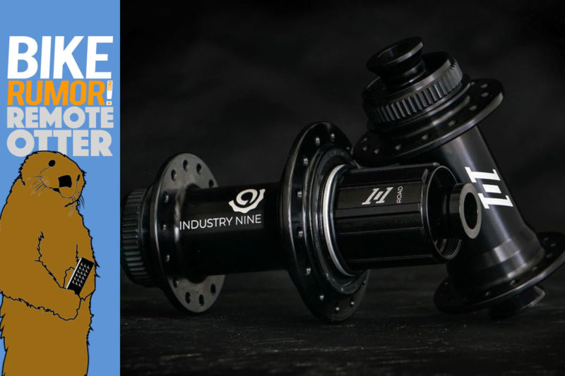 new industry nine 1-1 road hubs offer quick engagement and stiff design for disc brake road gravel and cyclocross wheelsets