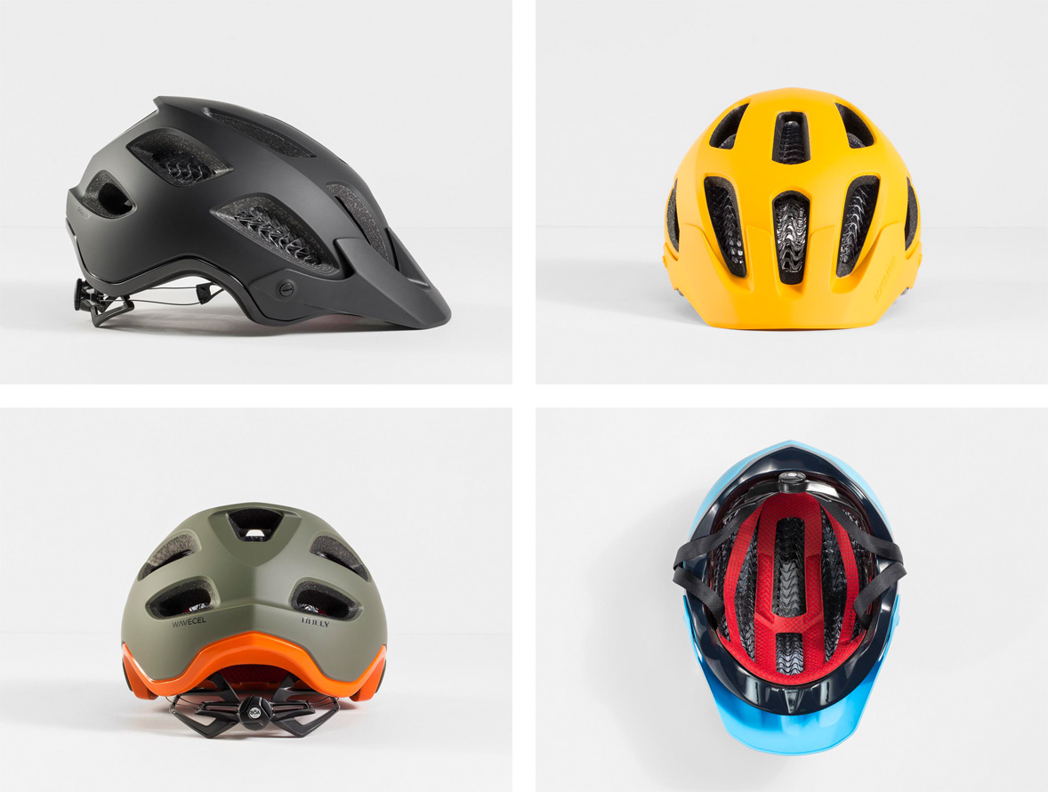 Bontrager Jet, Starvos & Rally helmets add WaveCel tech for kids, XL heads, and lower prices
