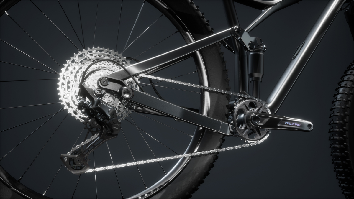 Shimano Deore 6100 group brings 1x12 Hyperglide+ performance to the masses