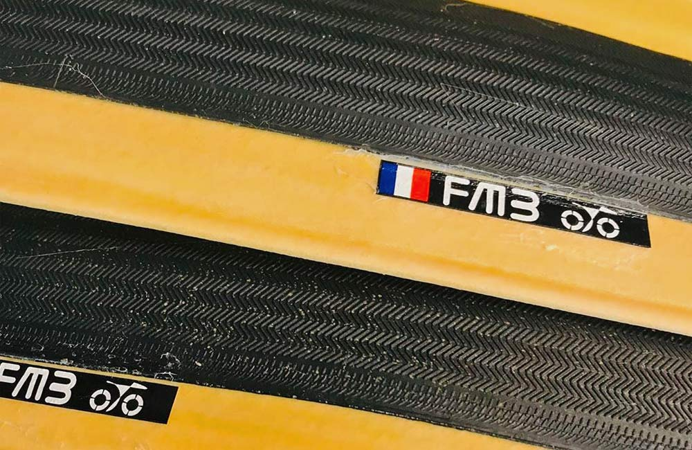 FMB Open Tubular clinchers_handmade Made-in-France cotton clincher road classics gravel CX cyclo-cross cyclocross tires_