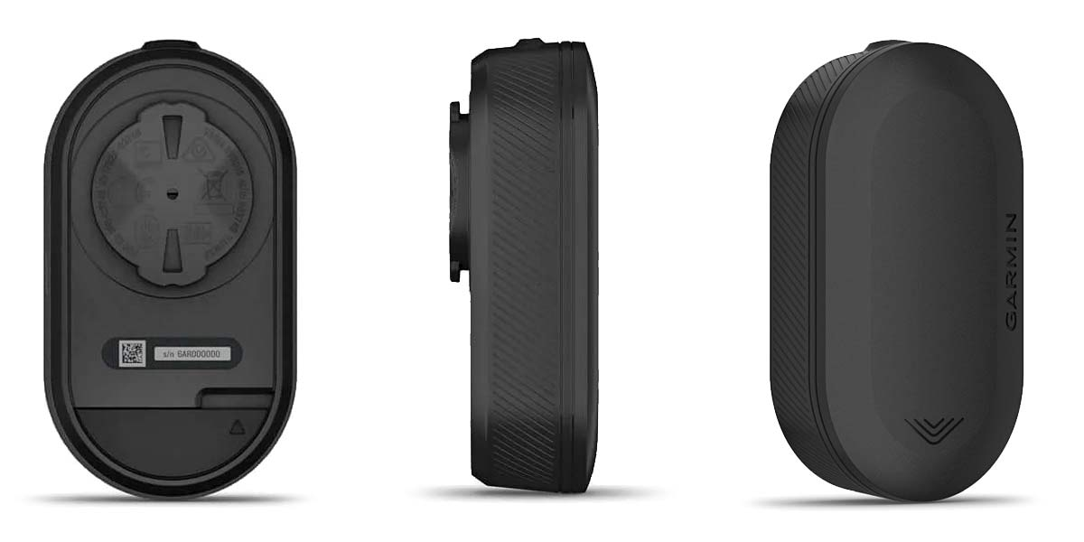 Garmin's Varia rearview radar family expands its options for cyclists looking to improve ride safety by alerting them to cars approaching from behind. And now you don't need a Garmin GPS computer or dedicated Varia head unit - a mobile phone can display the alerts as you ride over bluetooth. Plus, the core RTL515 radar sensor+taillight combination gets updated functionality, while the new radar-only sensor RVR315 delivers the same ride safety at a more affordable price without the integrated blinkie light. Garmin Varia App now brings radar alerts to mobile phones The whole idea of Garmin's Varia rearview radar is simple: alert cyclists of cars approaching quickly from behind via a display on your handlebar so you don't need to turn around. At first it may seem like technological overkill (you could get a bar end or helmet mirror, or just turn your head). But for cyclists who spend a lot of time out riding solo or training on the road, the simple Varia function and its added security is hard to argue with. But until now, on top of the price of the $200 that the Varia RTL510 cost, you had to buy a dedicated Varia display for another $100 is you didn't already have a Garmin Edge GPS head unit. Now, a new Varia App for iOS or Android means you can connect the Varia radar directly to your mobile phone to display alerts while riding. Color coded alerts signal proximity: green means all is clear, yellow is a car approaching, red Is a car approaching at high speed. And third-party communication with mobile apps like Ride with GPS, means you get the ability to see the oncoming car alerts overtop or ride tracking maps. Garmin Varia RTL515 rearview radar & taillight combo The updated combo RTL515 looks essentially unchanged from the previous generation RTL510, packing the Varia rearview radar into a high visibility taillight. Inside though, there are a number of functional improvements - most notably new Bluetooth LE added to ANT+ to connect to more devices. Light output is th