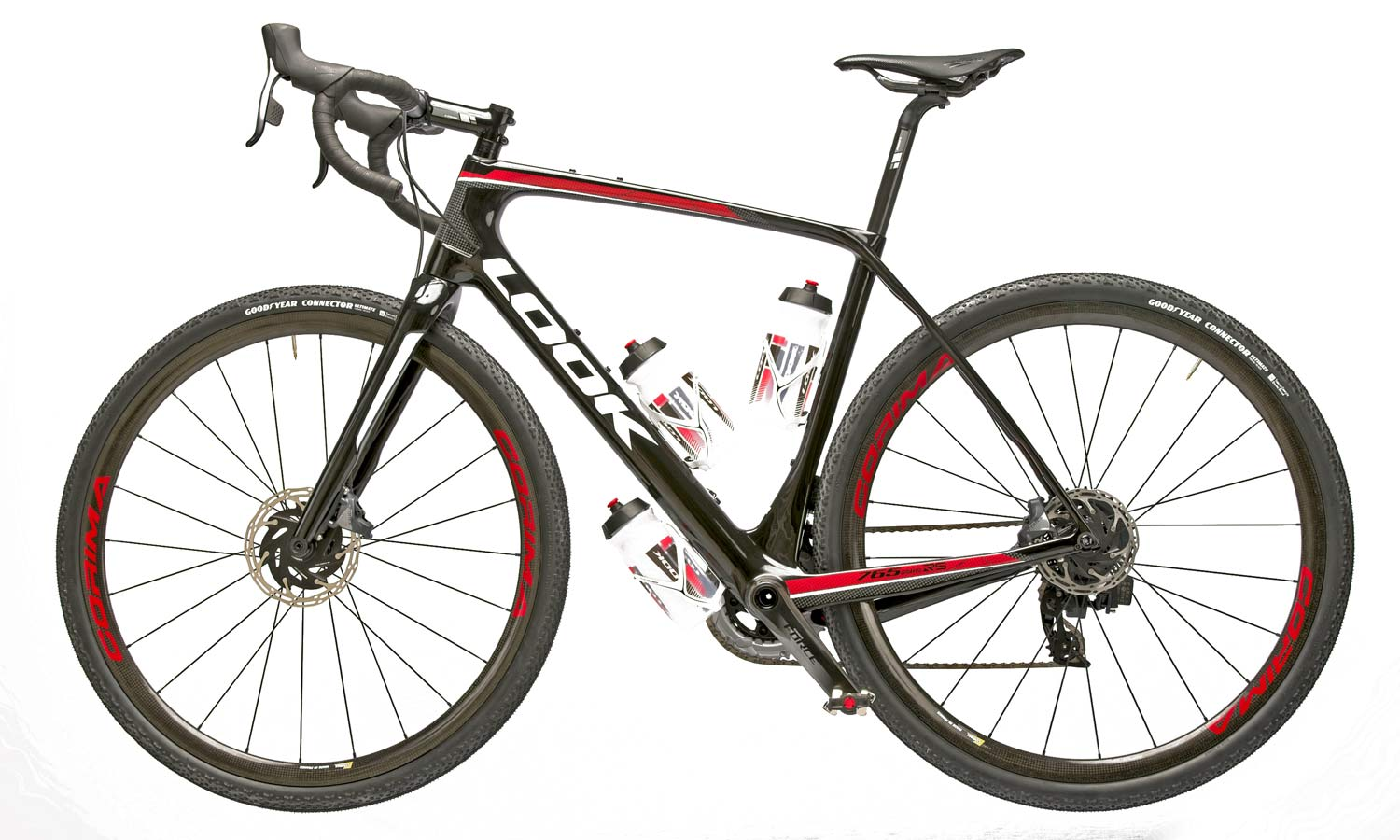 LOOK 765 Gravel RS Dirty Kanza limited edition gravel bike