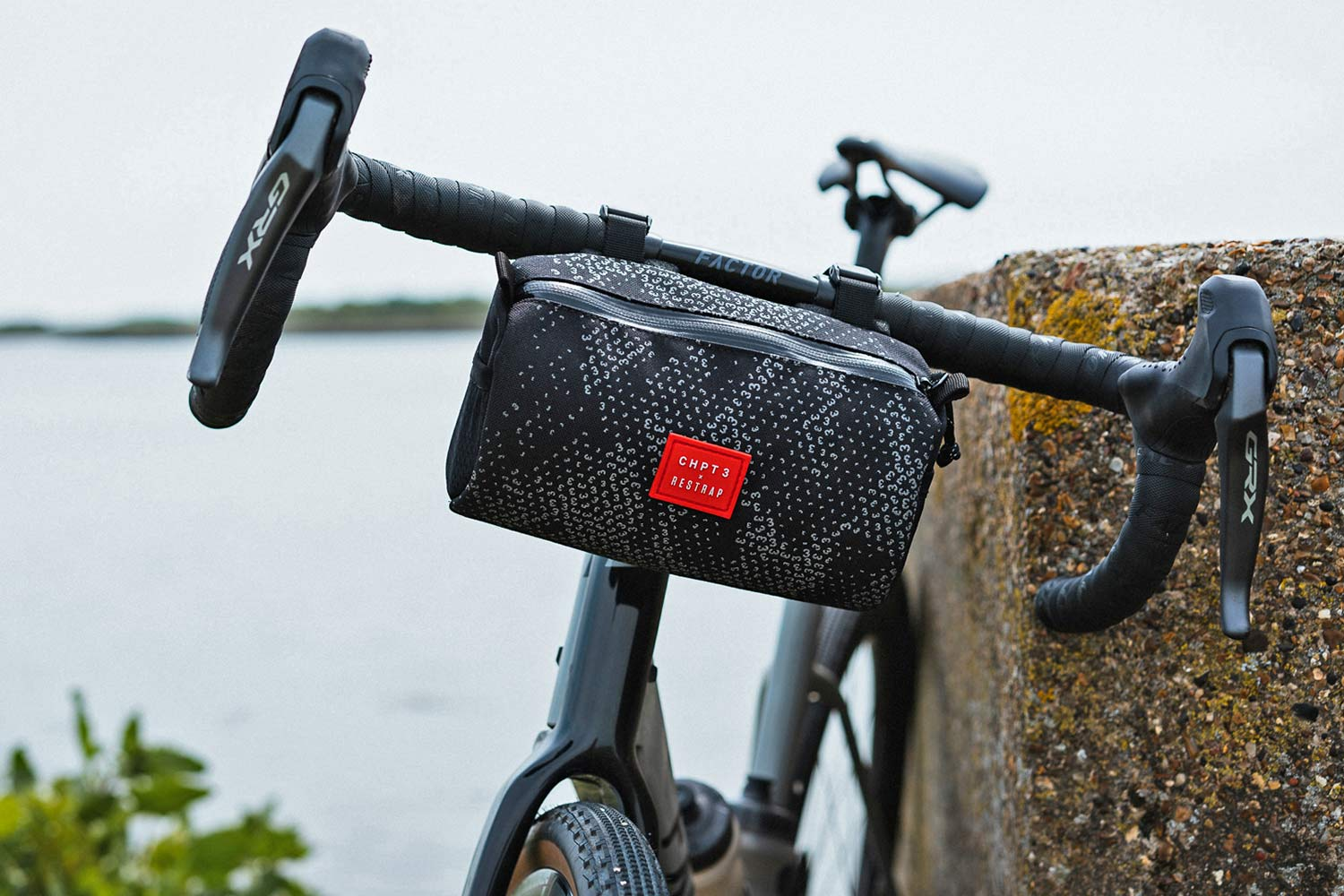 Restrap x CHPT3 Limited Run 03 special edition small bike bags
