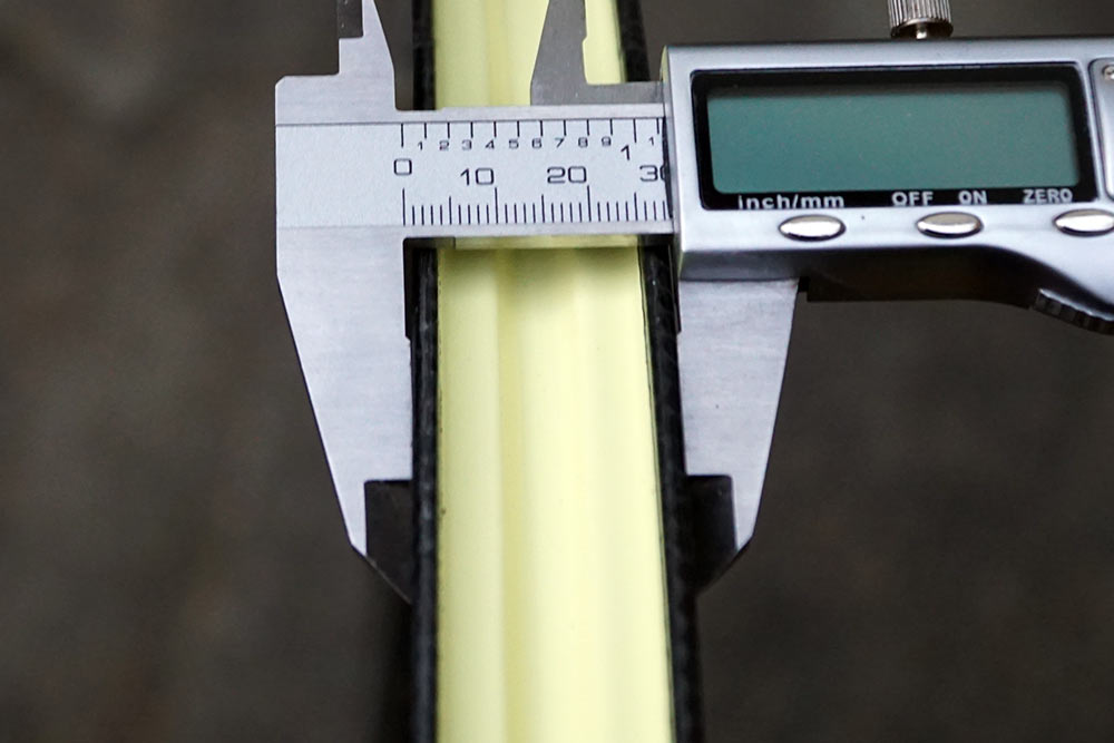 corima gravel wheels actual width measurements