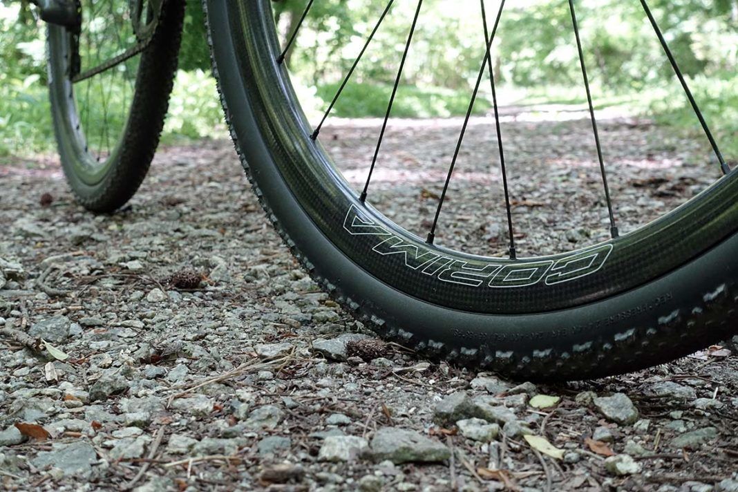 corima gravel wheels first ride review and actual weights