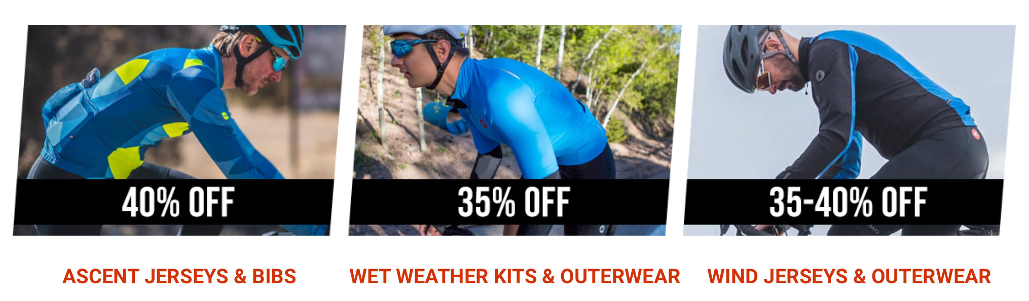 pactimo cycling kits for summer weather are on sale now