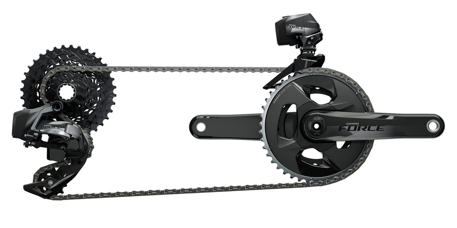 pricing and specs for sram force axs 43-30 wide range road and gravel bike group