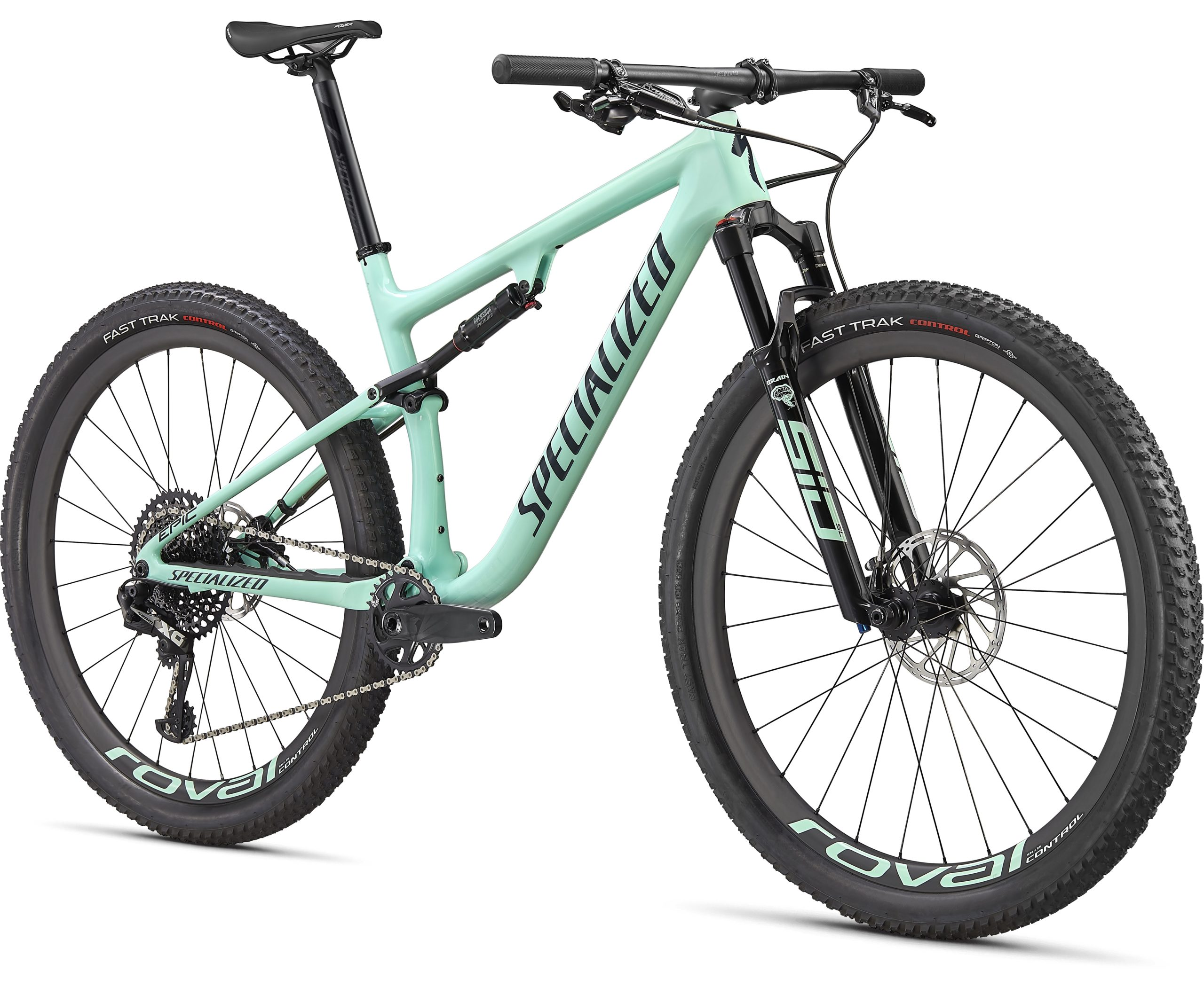 Specialized Epic full suspension mountain bike 2021