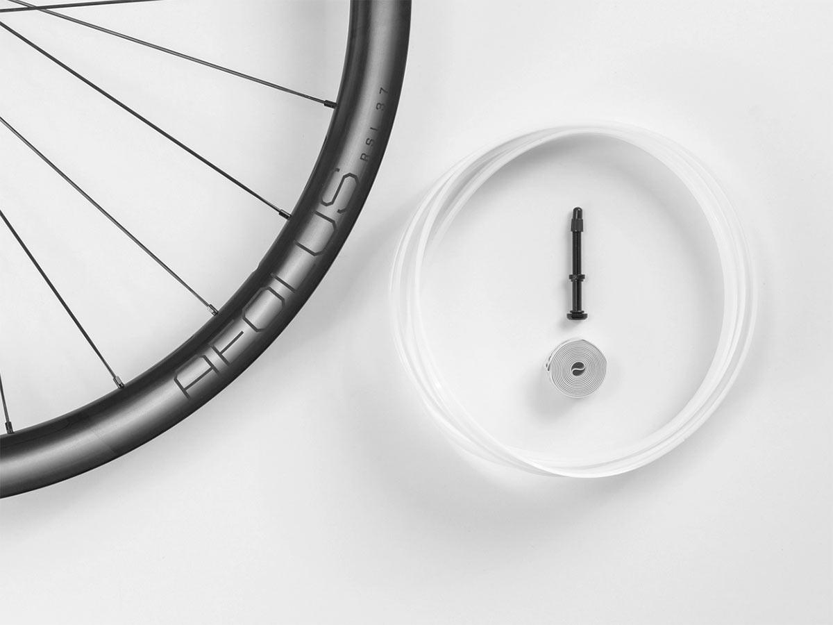 bontrager aeolus RSL 37 lightweight carbon aero road wheels