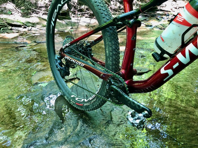 Review: Specialized 2021 S-Works Epic full suspension XC
