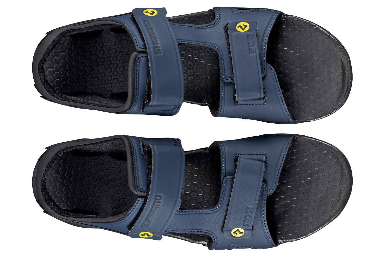 Shimano SPD sandals, special 25th Anniversary edition clipless cycling sandals, SH-SD501A