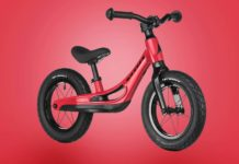 Vitus Smoothly balance bike, premium 12inch magnesium kids balance push bike