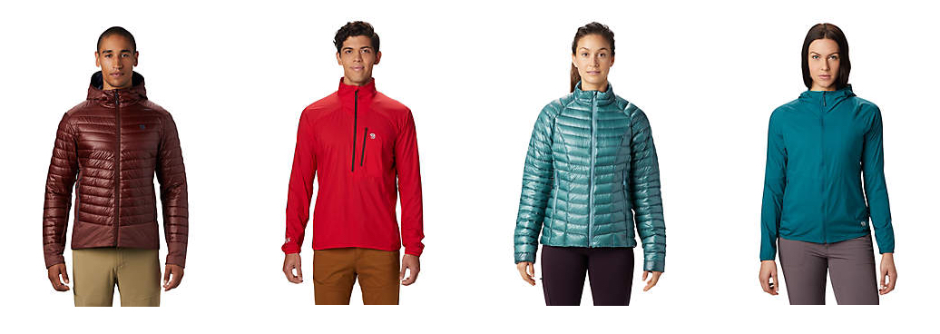 mountain hardware puffy jacket discount sales