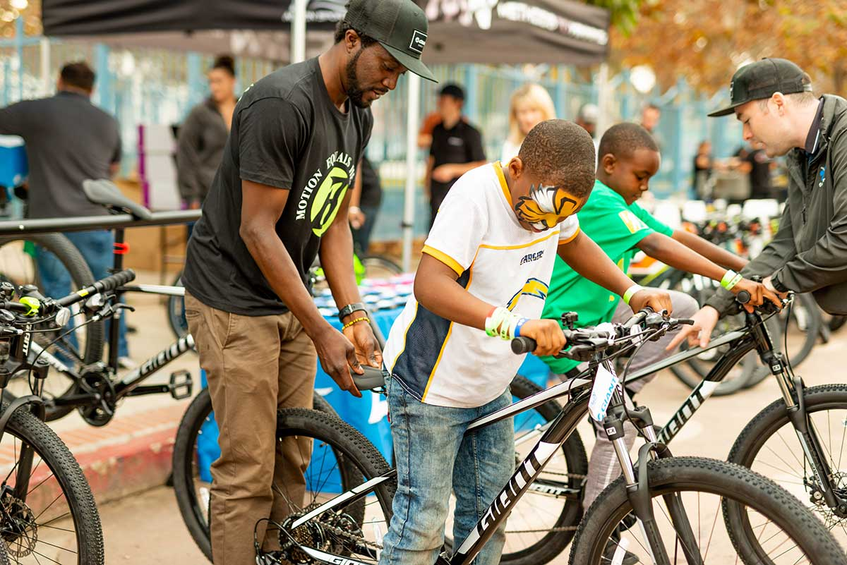 rahsaan bahati interview on how to make cycling more inclusive and introduce it to a more diverse audience