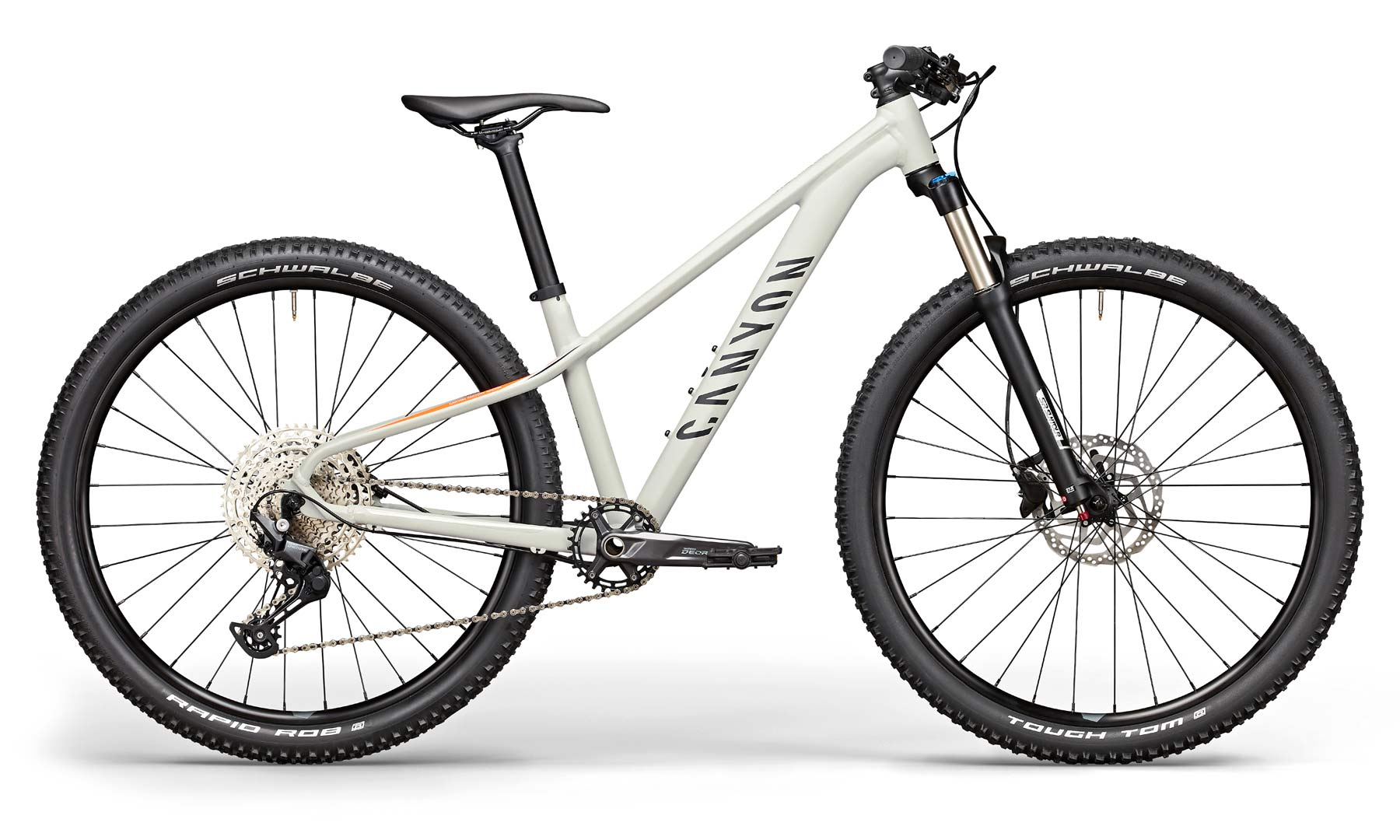2021 Canyon Grand Canyon alloy MTB hardtail, updated affordable aluminum mountain bike trail hardtails