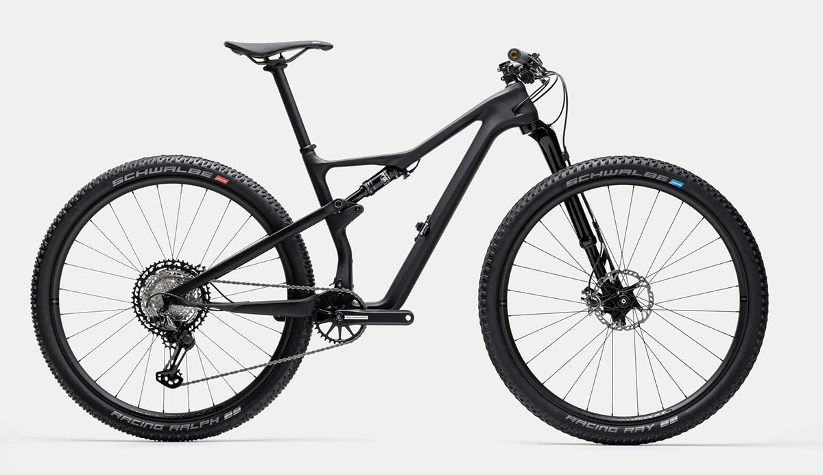 2021 cannondale scalpel si hi-mod special edition mountain bike