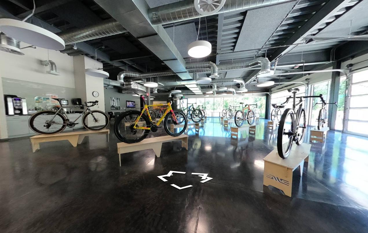 Take a virtual tour of ENVE for the 2nd Builder Round-up & win a wheelset!