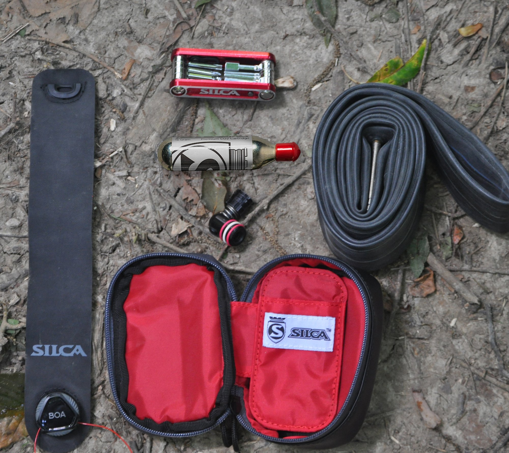 Silca adds smaller BOA Bag with compact Mattone Seat Pack for all bikes